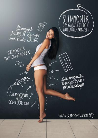 Slymyonik bei Bezaubernd Schön - Kosmetikstudio